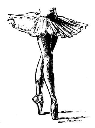 you are my joy - ballerina dancing