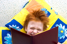 tarzan - boy and book