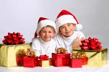 short and funny story christmas boys