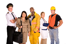 quotes about work - workers of different occupations