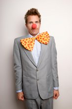 patch adams - clown guy