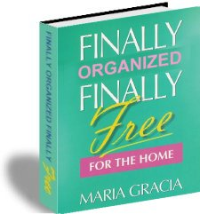 organizing clutter at home