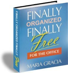 organizing clutter at office