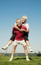 happy quotes - elderly happy couple