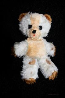Old teddy