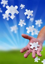 puzzle pieces - problem solving